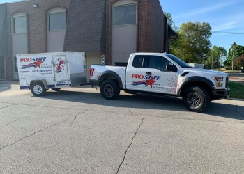 Des Moines pest control company Pro-Staff Termite and Pest Control of Iowa LLC