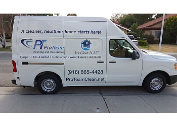 Sacramento carpet cleaner Pro Team Carpet Cleaning