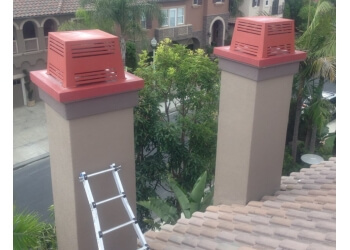 Irvine chimney sweep Pro-Tech Chimney Sweep