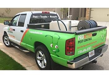 Athens pest control company Proactive Pest Control
