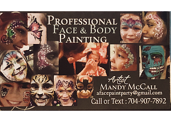 Ontario face painting Professional Face & Body Art by Mandy McCall