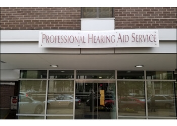 Washington audiologist Professional Hearing Aid Services