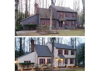 Richmond roofing contractor Professional Home Services