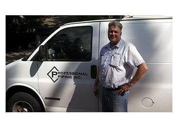Spokane plumber Professional Piping, Inc.