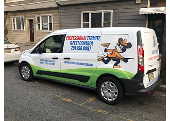 Jersey City pest control company Professional Termite & Pest Control