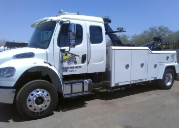 Tempe towing company Professional Towing & Recovery