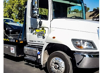 Scottsdale towing company Professional Towing & Recovery, LLC