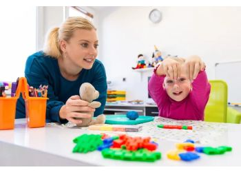 Anaheim occupational therapist Progress Speech & Language