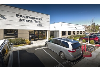 Santa Clarita occupational therapist Progressive Steps, Inc.