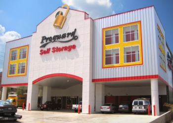 Houston storage unit Proguard Storage