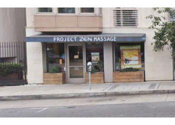 San Francisco massage therapy Project Zen Massage & Bodywork
