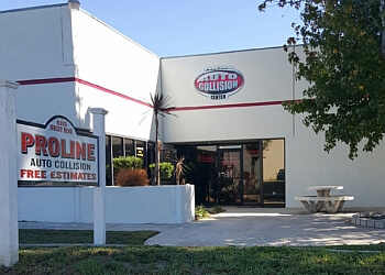 Rancho Cucamonga auto body shop Proline Auto Collision Center