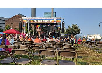 Toledo public park Promenade Park
