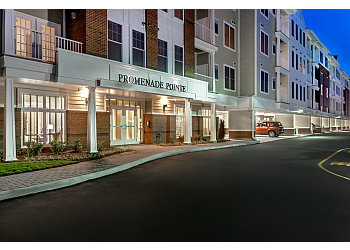 Norfolk apartments for rent Promenade Pointe