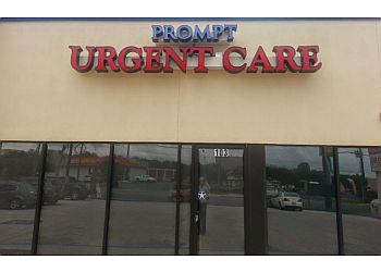 San Antonio urgent care clinic Prompt Urgent Care