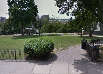 Providence public park Prospect Terrace Park