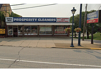 Pittsburgh dry cleaner Prosperity Cleaners