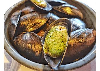 Los Angeles seafood restaurant Providence