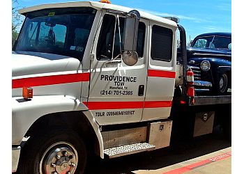 Fort Worth towing company Providence Tow