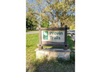 Grand Rapids hiking trail Provin Trails