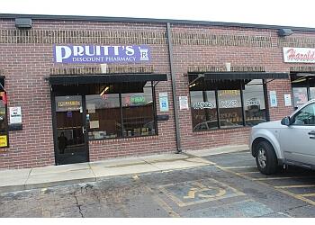 Nashville pharmacy Pruitts Discount Pharmacy