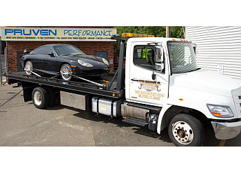 New Haven towing company Pruven Towing
