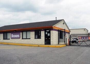 Akron storage unit Public Storage