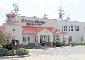 Cary storage unit Public Storage