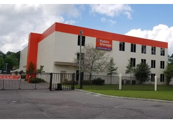 Charleston storage unit Public Storage