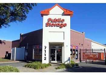 Charlotte storage unit Public Storage