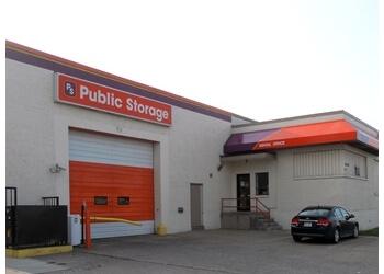 Cleveland storage unit Public Storage