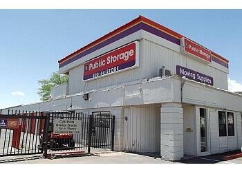 Colorado Springs storage unit Public Storage