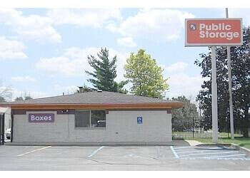 Dayton storage unit Public Storage