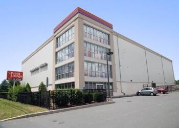 Hartford storage unit  Public Storage