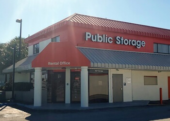 Hialeah storage unit Public Storage