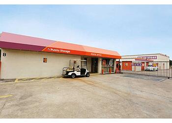 Houston storage unit Public Storage