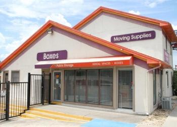 Jacksonville storage unit Public Storage