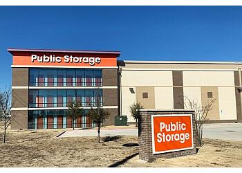 McKinney storage unit Public Storage