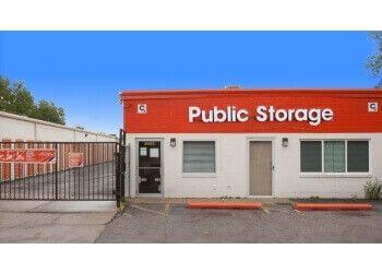 Omaha storage unit Public Storage