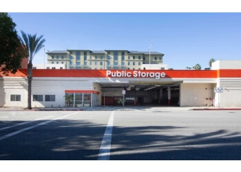 Pasadena storage unit Public Storage