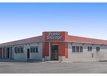 San Francisco storage unit Public Storage