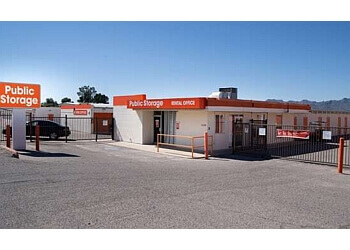 Public Storage Tucson Storage Units