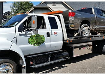 Eugene towing company Puddle Jumper Towing