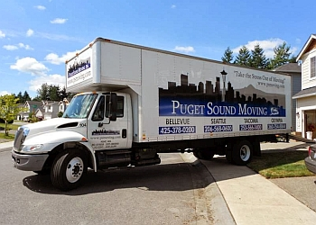Seattle moving company Puget Sound Moving, Inc.