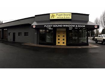 Kent window company Puget Sound Window & Door