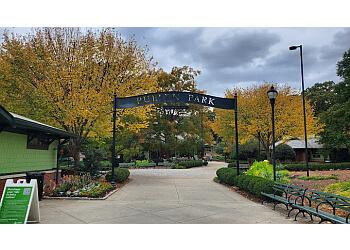 Raleigh public park Pullen Park