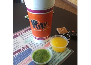 Akron juice bar Pulp Juice and Smoothie Bar