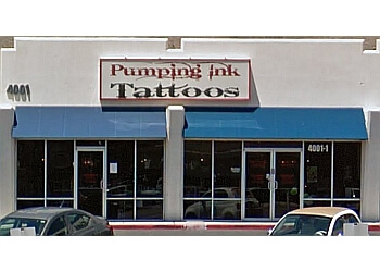 El Paso tattoo shop Pumping Ink Tattoo