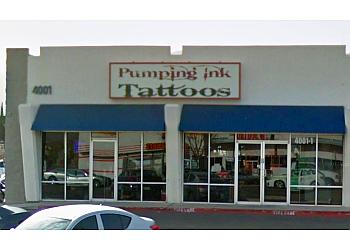 El Paso tattoo shop Pumping Ink Tattoo