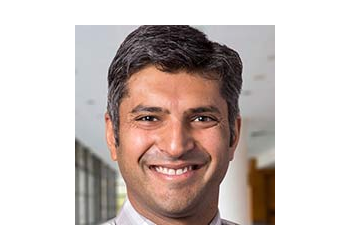 Columbus neurologist Punit Agrawal, DO